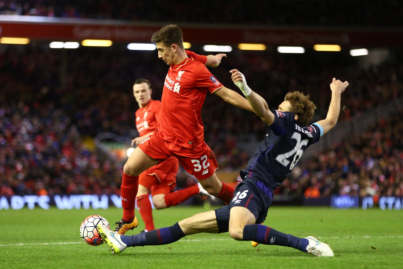 Liverpool's Cameron Brannagan joins Oxford