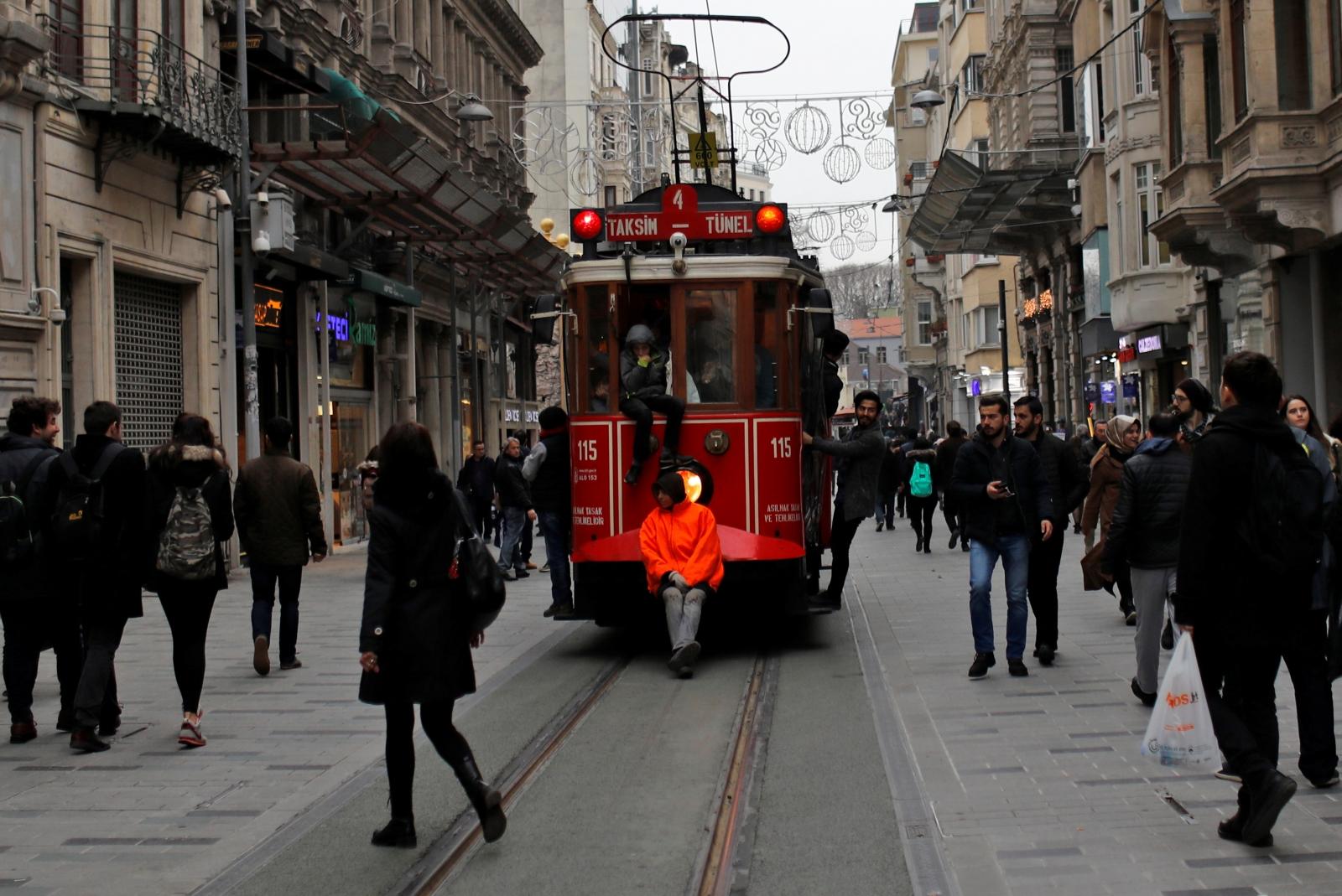 Turkey's travel warning