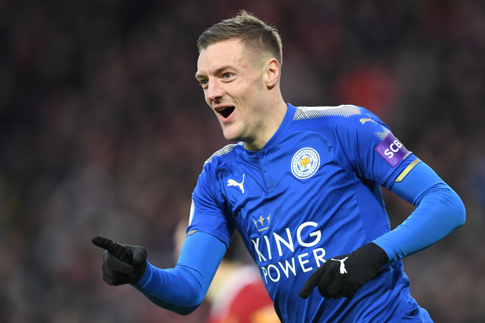 Manchester United identify Jamie Vardy and Javier ...