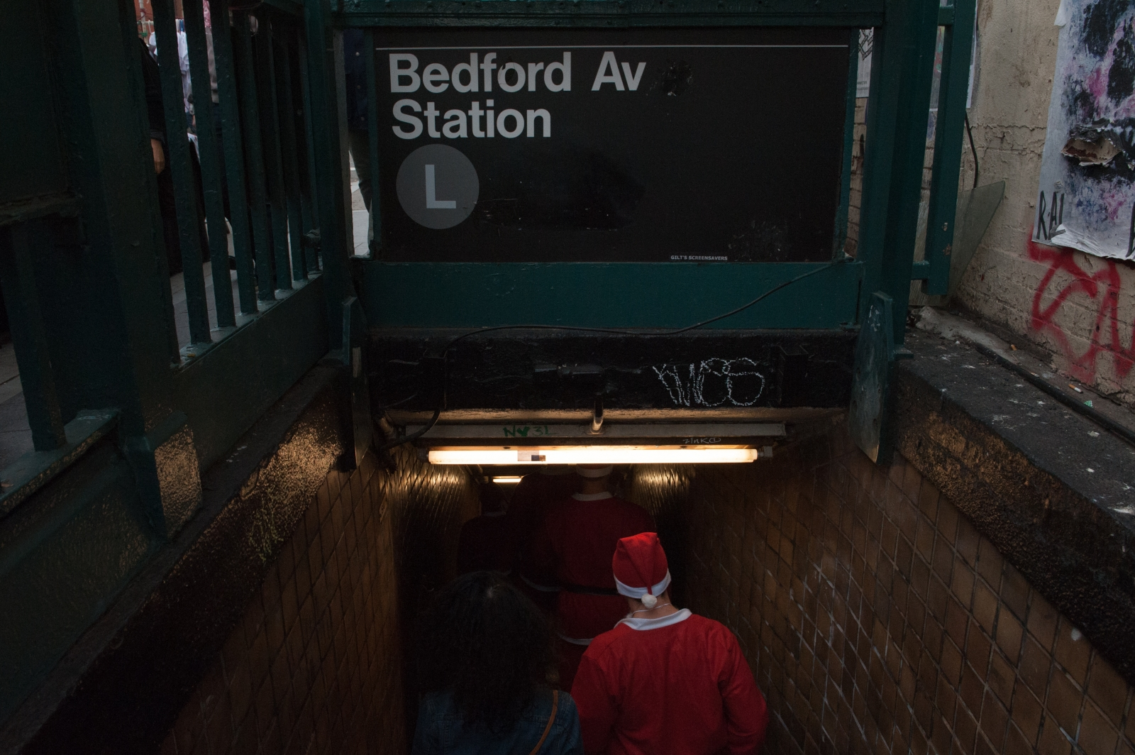 Bedford Avenue station