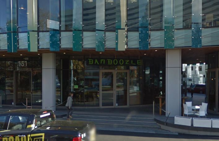 Bamboozle restaurant Christchurch
