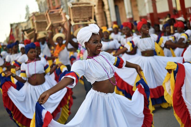 Haiti's National Carnival Parade