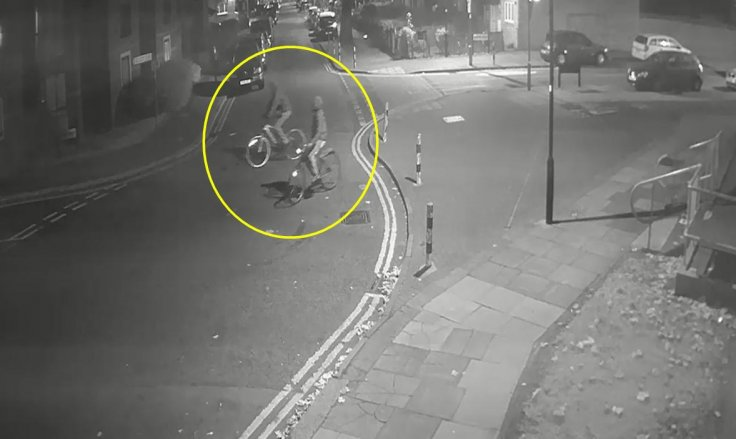 Detectives want to talk to two suspects in connection with the murder investigation