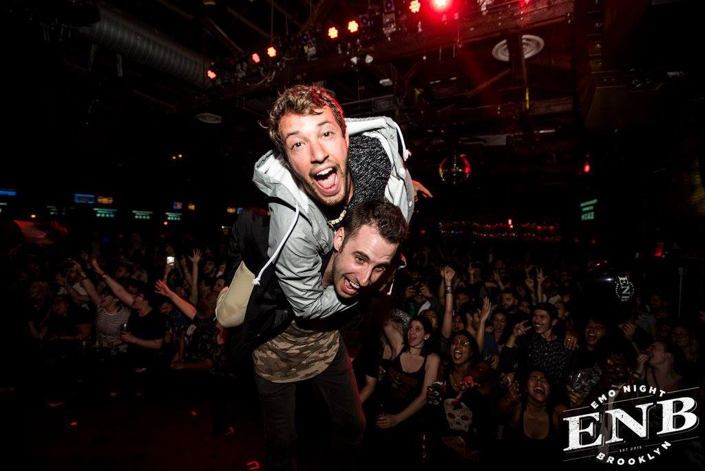 Emo Night UK: A place where people can mosh, headbang, and crowd surf their worries away