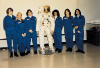 Women astronauts 1978
