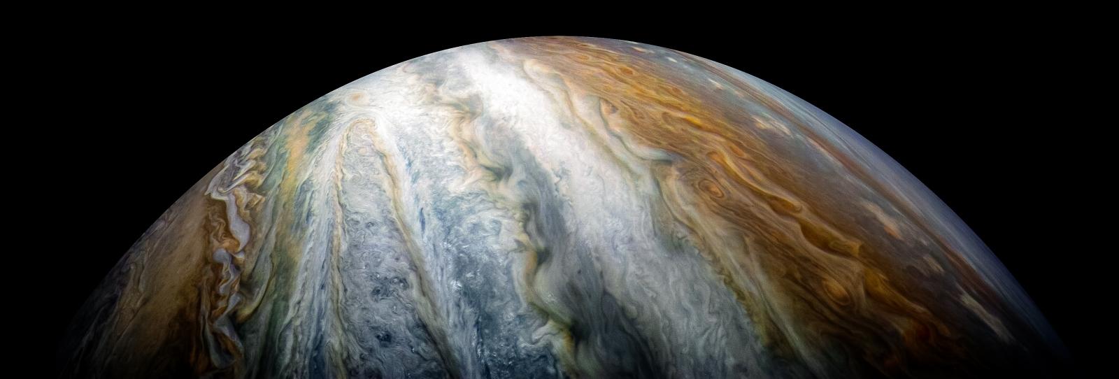 Jupiter cloud belts