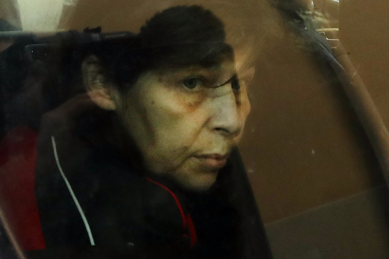 Patricia Dagorn faces a life behind bars after being charged with seducing and poisoning a succession of elderly wealthy men for their fortunes