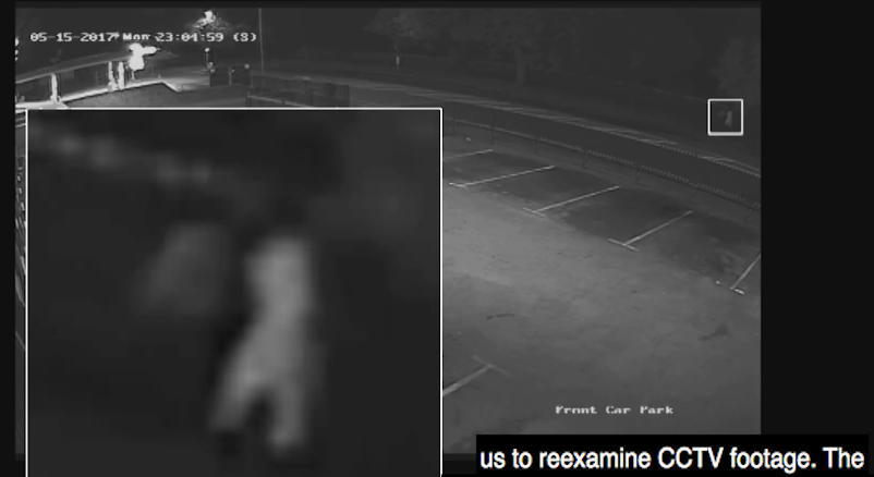 CCTV of two sought in baby murder