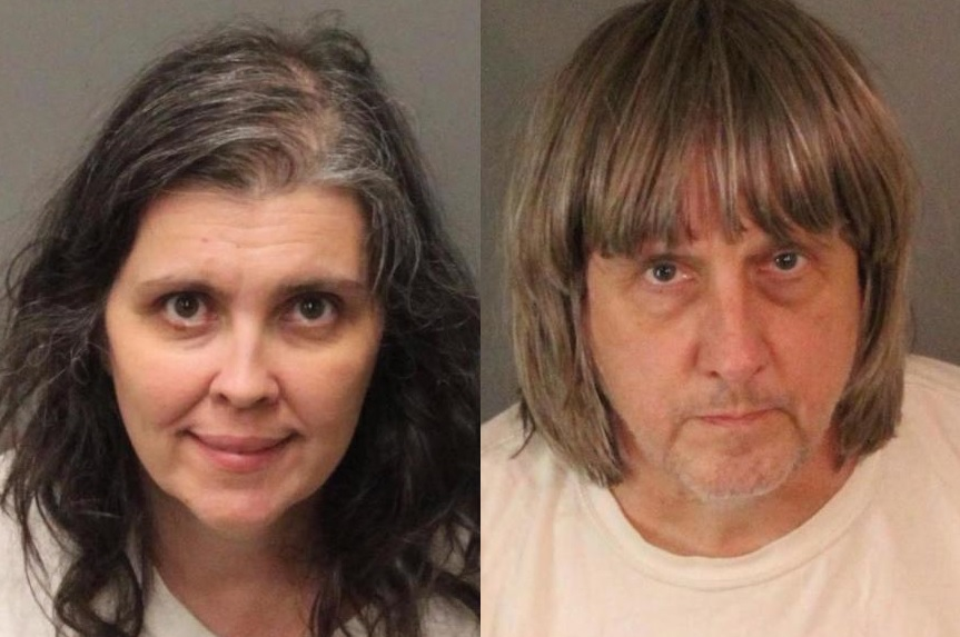 Perris Parents of 13 Held on $9 Million Bail for Torture/Child Endangerment