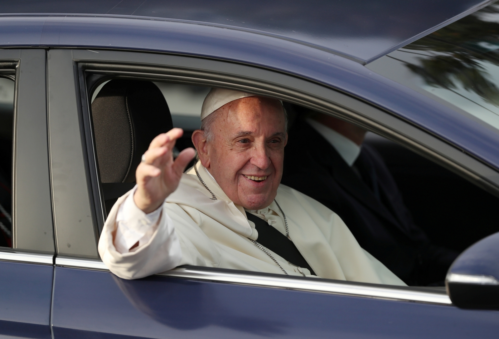 Pope Francis and nuclear disaster warning