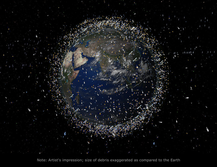 Kessler Syndrome: Here's how we plan to save the world from space debris