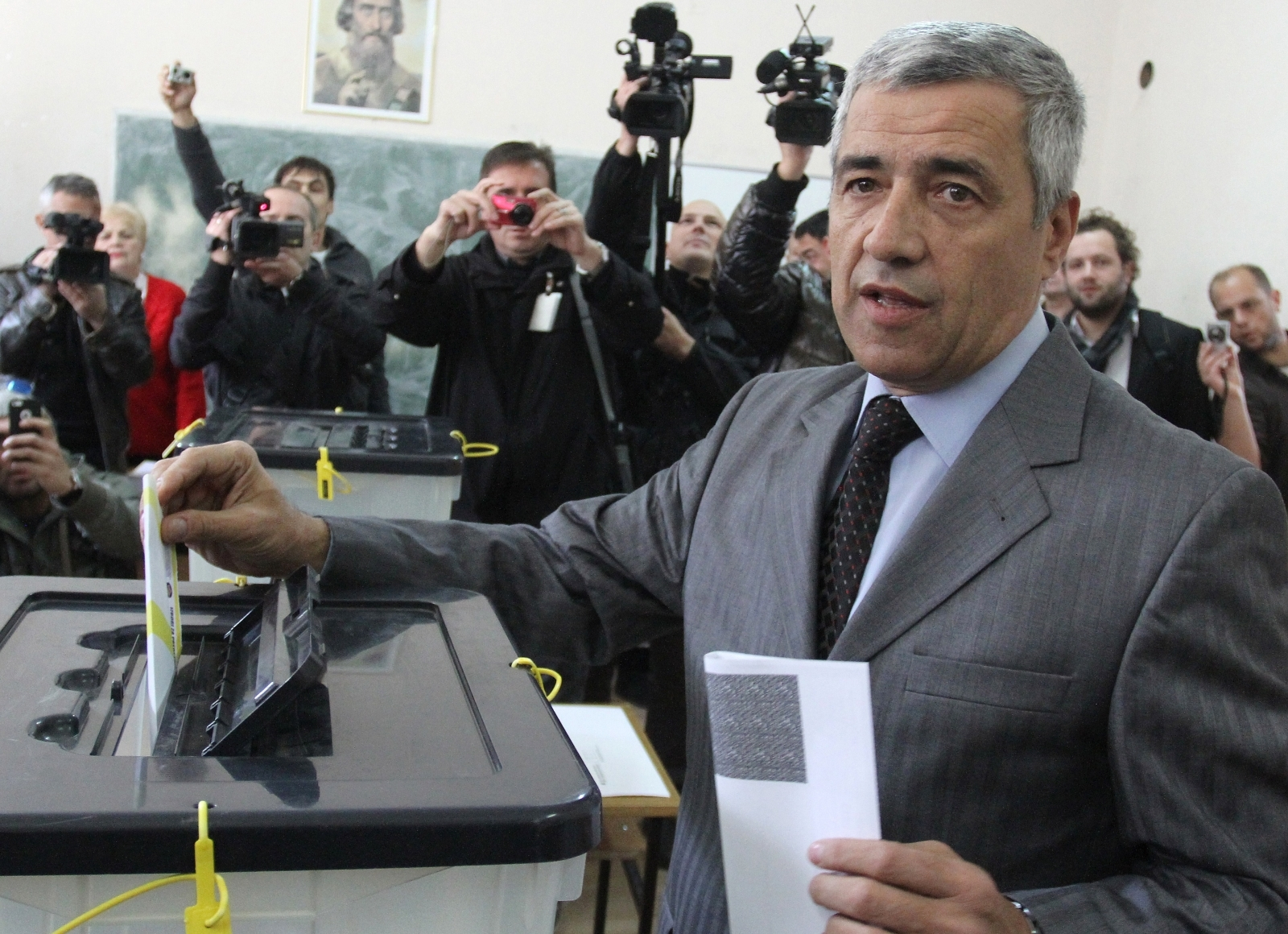 Kosovo Serb leader shot dead in northern town