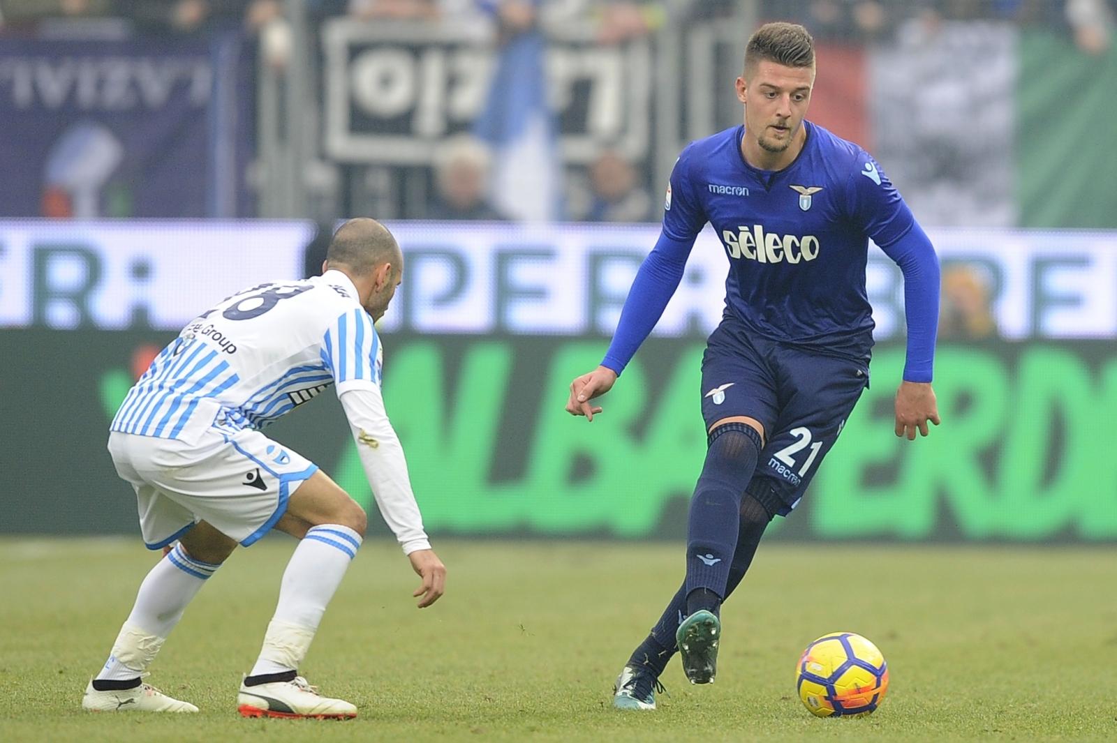 Lazio insist sergej milinkovic savic is not for sale amid for Sergej milinkovic savic squadre attuali