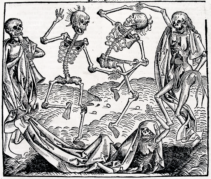 Black Death plague was spread by dirty humans, not rats