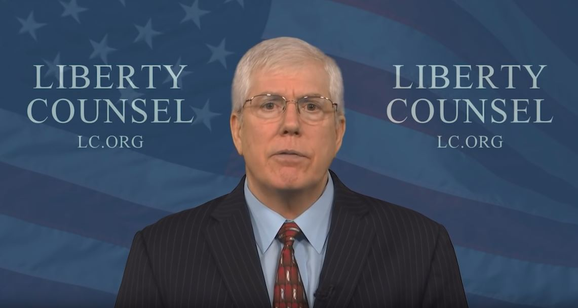 Mat Staver Liberty Counsel