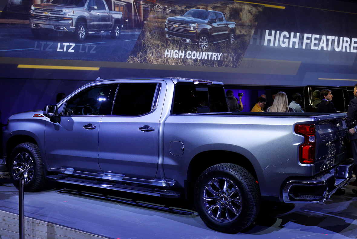 Detroit Auto Show 2018 Highlights Any Car You Want As