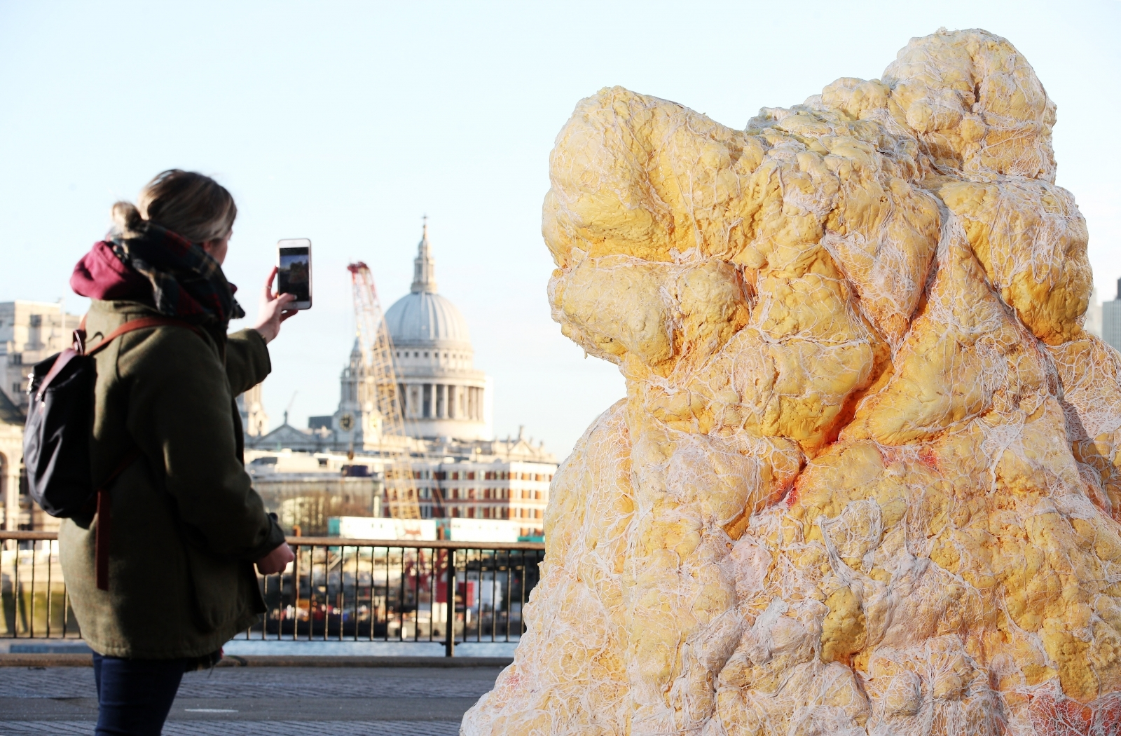 fatberg in London