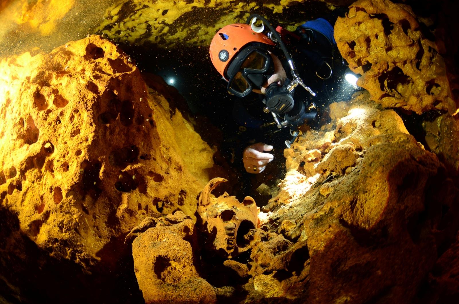 Worlds biggest underwater cave