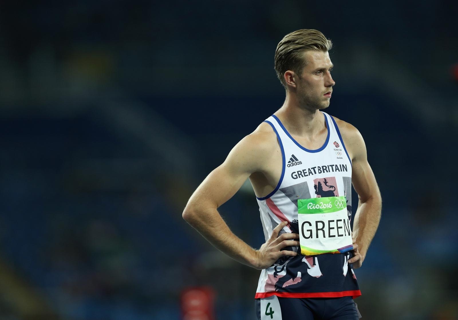Jack Green Olympian