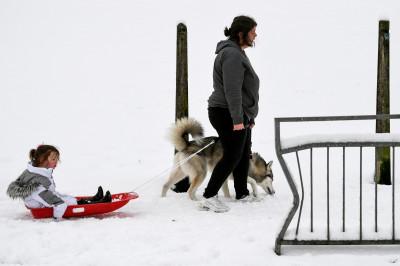 Snow UK