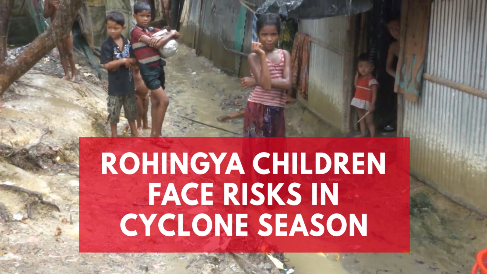 U.N. warns Rohingya refugees are at risk as cyclone season approaches