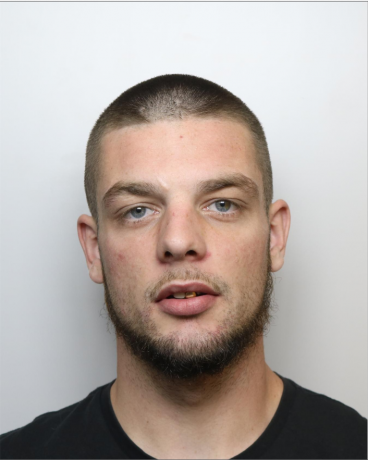 Jake Price one of three gang members from Wellingborough convicted for throwing ammonia into a crowd in an attack on a rival gang