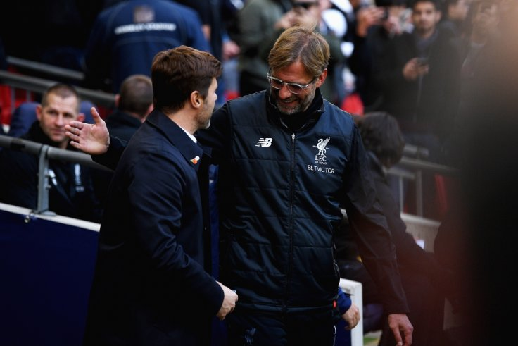 Mauricio Pochettino and Jurgen Klopp