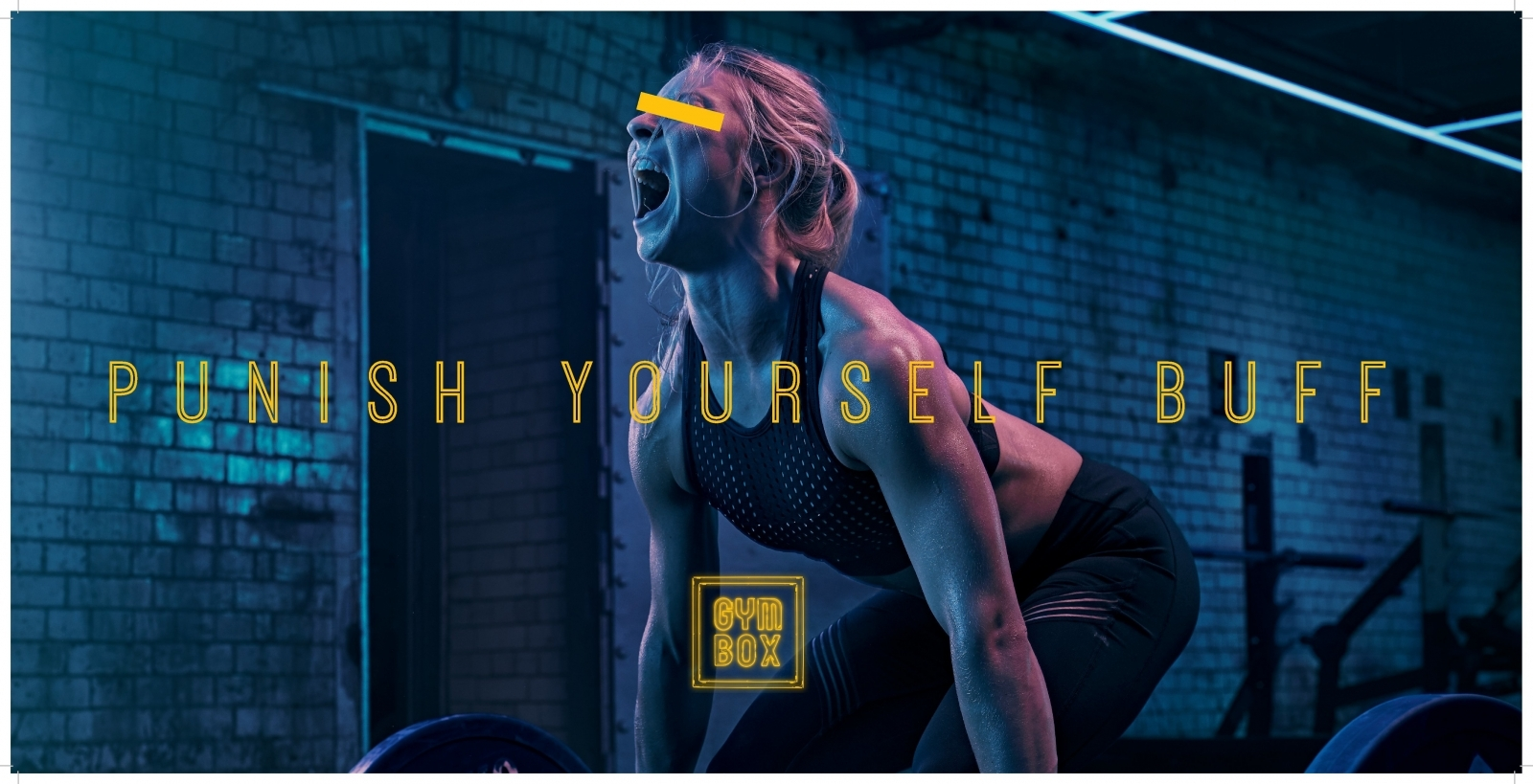 gymbox campaign