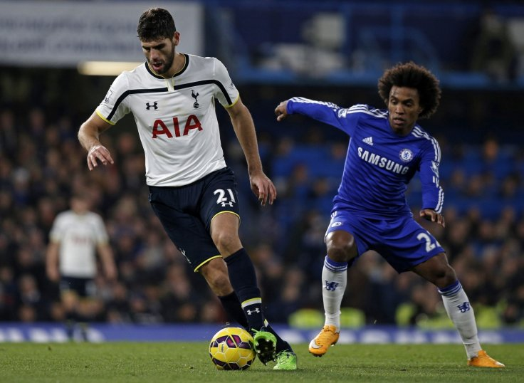 Fazio and Willian