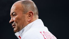 Eddie Jones Aims For 2019 Rugby World Cup Glory