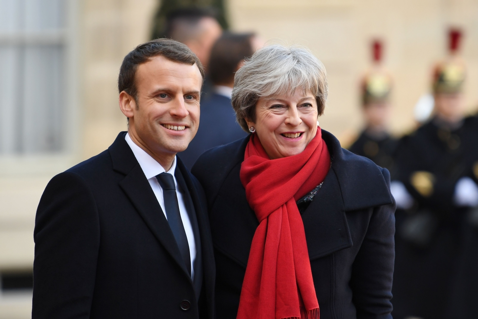 Britain, France agree on border measures