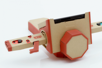 Nintendo Labo: Build your own cardboard toys with Nintendo's new idea for Switch