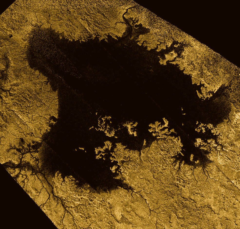 NASA's Cassini discovers 'Sea Level' in Saturn's moon