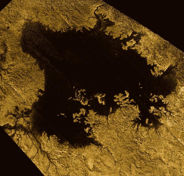 Saturn moon Titan