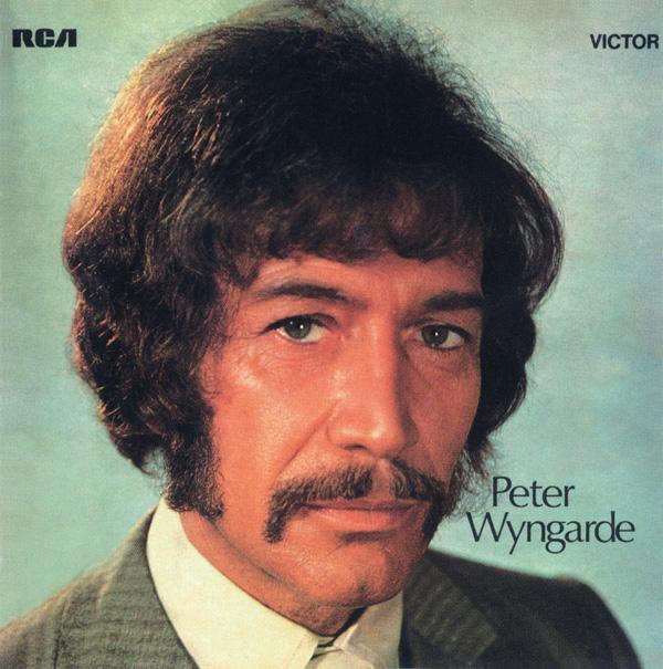 Peter Wyngarde album