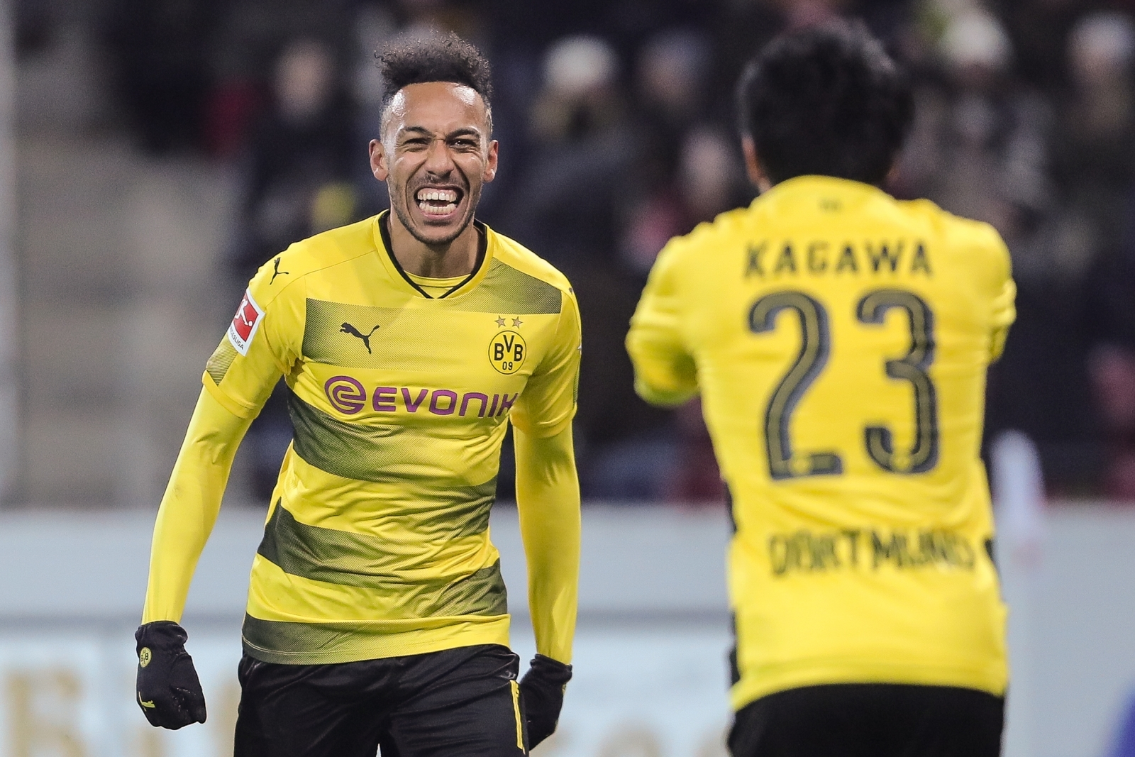 pierre emerick aubameyang body