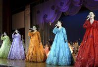 Samjiyon Band North Korea
