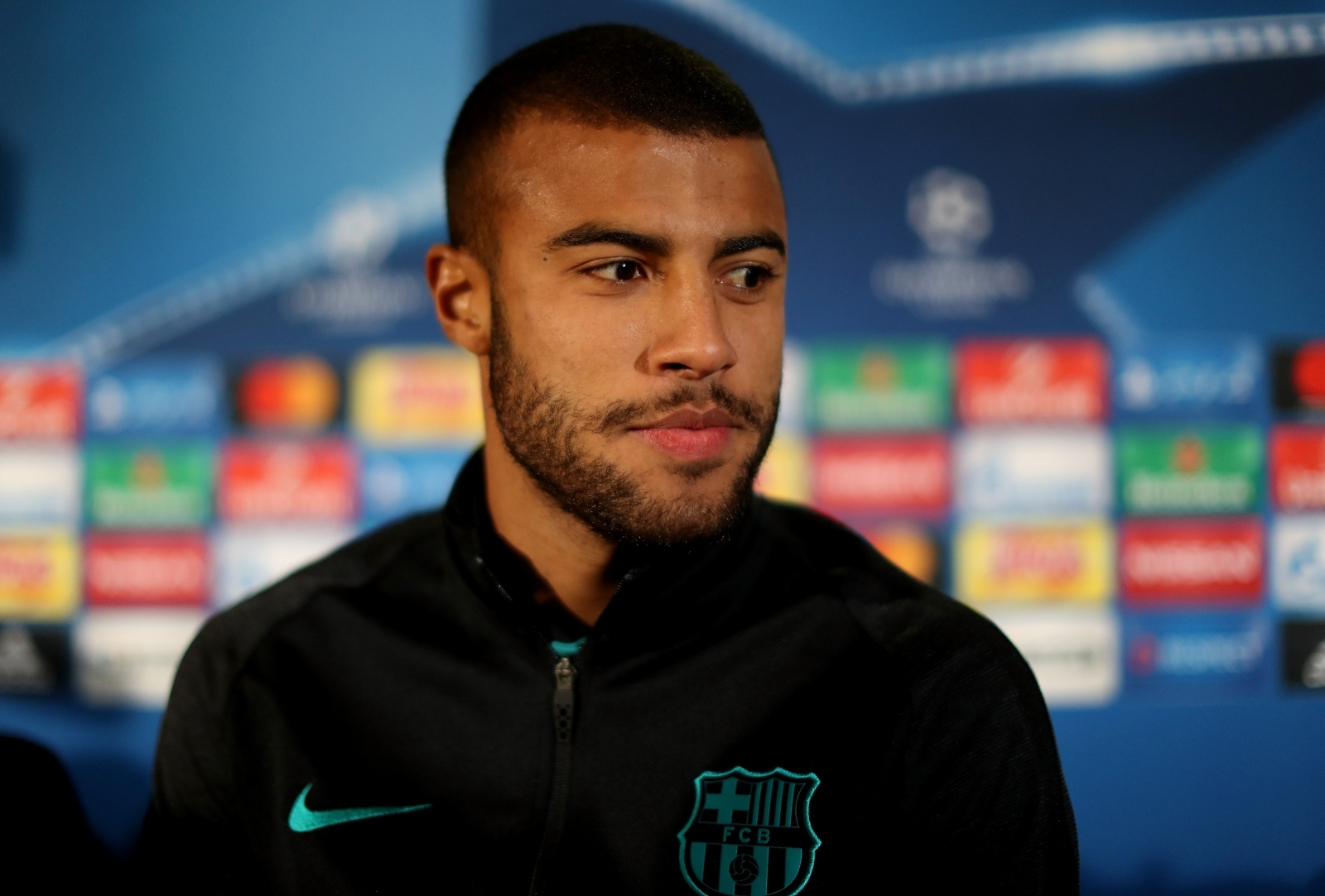 Barca loan Brazilian Rafinha to Inter Milan