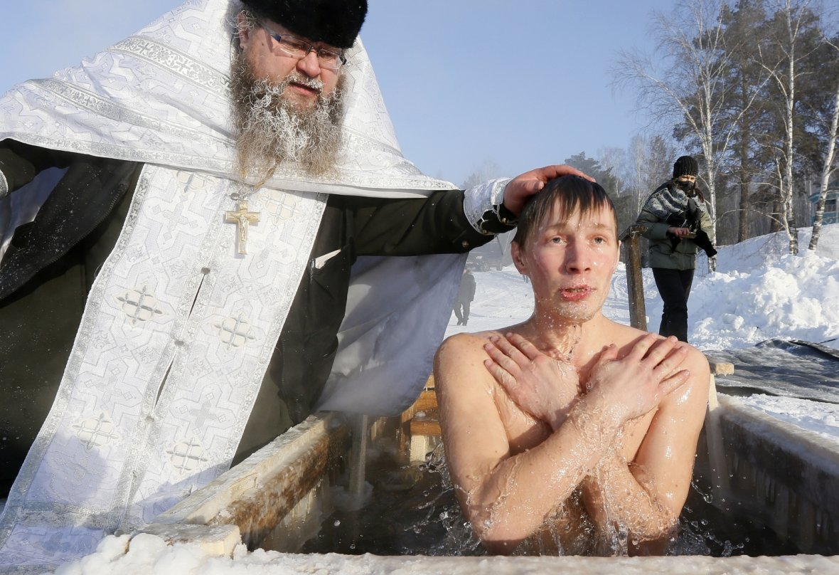 Orthodox Epiphany 2018