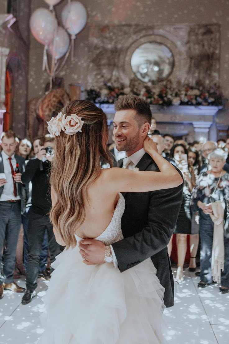 wedding of Miller-Gordons