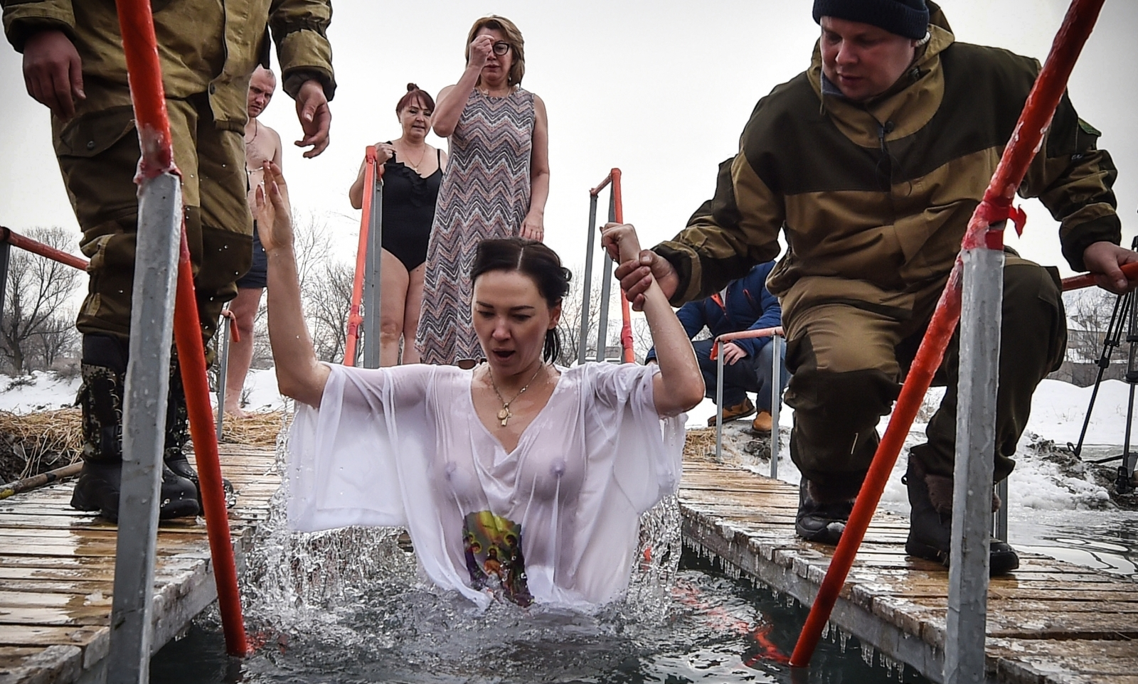 Buzim is a recreation center. Holiday Village Buzim, Krasnoyarsk