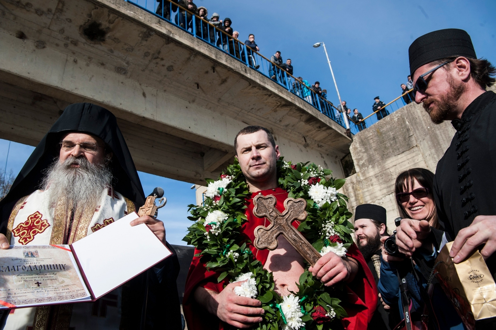Orthodox Epiphany 2018