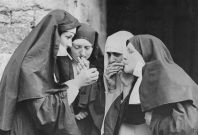 Smoking nuns