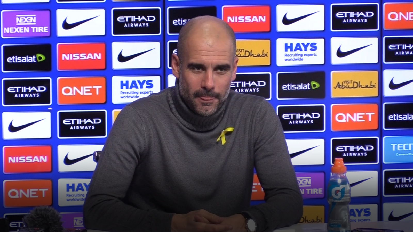 Sheffield vs Man City: Guardiola calls for five substitutions in the Premier League again