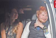 Ed Sheeran Announces Engagement to Long-term Girlfriend Cherry Seaborn