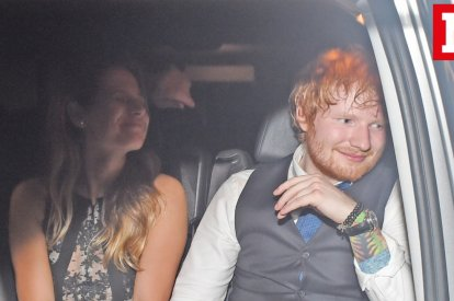 Ed Sheeran Announces Engagement to Long-term Girlfriend Cherry Seaborn