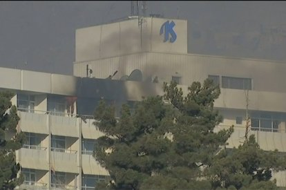 Afghan Special Forces Regain Control Of Kabul Hotel After Gunmen Attack