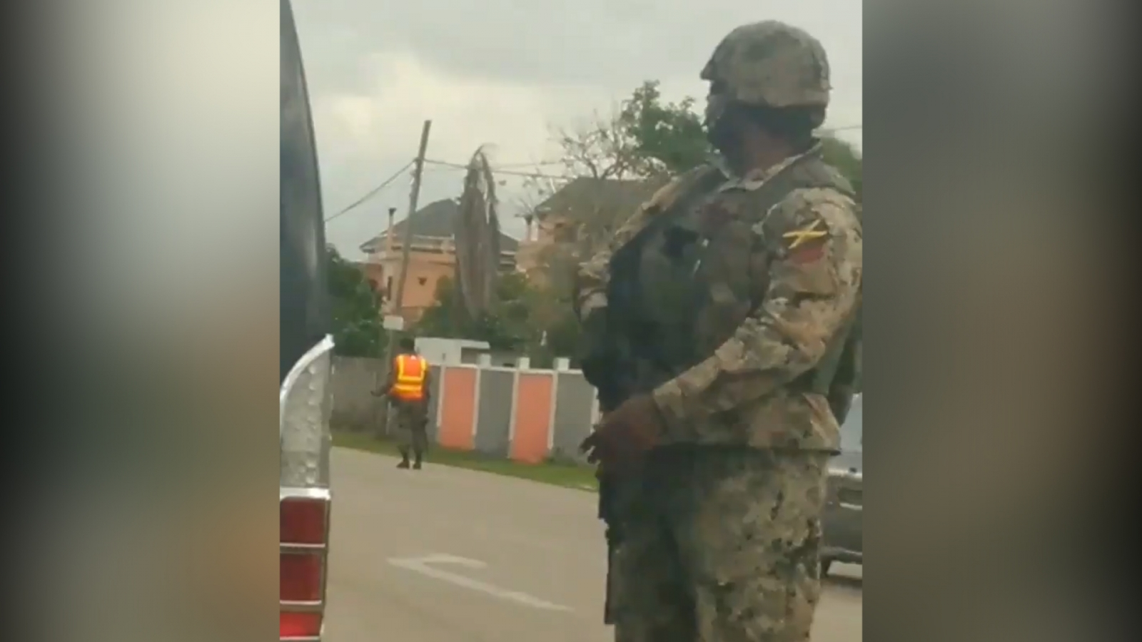 Military checkpoints set up after state of emergency declared in Jamaica's St. James Parish