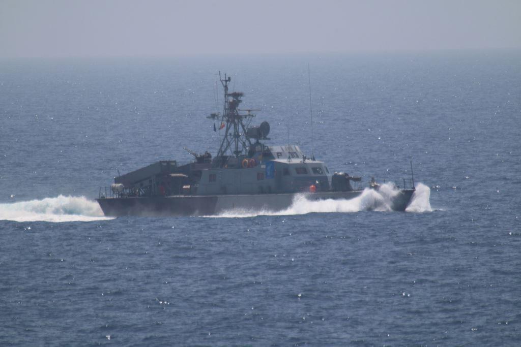 Iran military drill