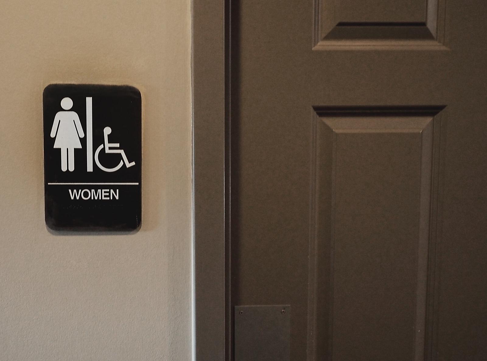 Women's toilets